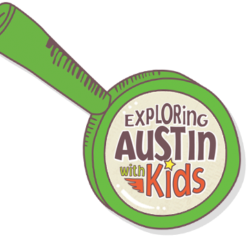 Exploring Austin with Kids logo